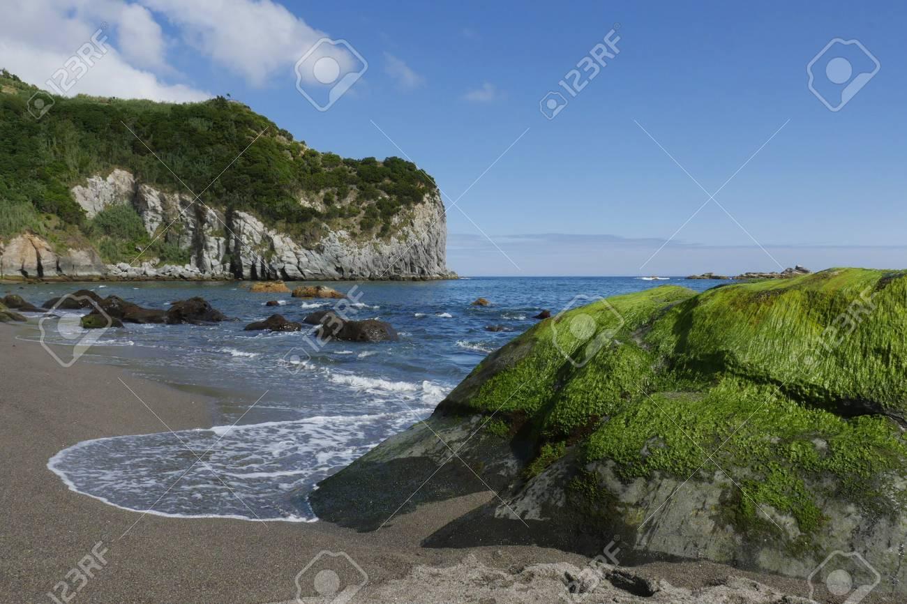 Erstaunlich Schone Landschaft Meerblick Von Moinhos Strand Von Porto
