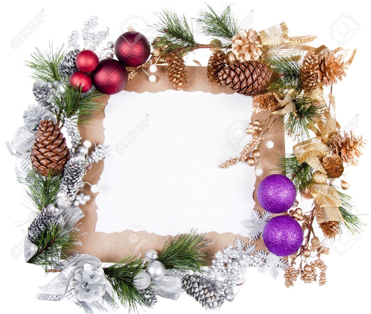Christmas Card Frame Christmas