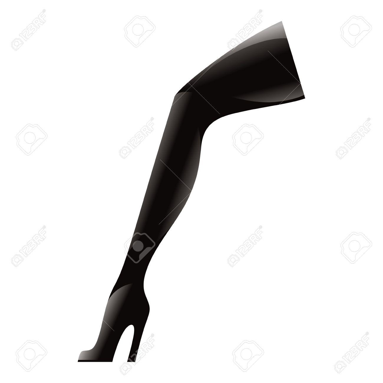 talon en latex semelles du pied noires mode fétichiste la à usure Bottes cuir des de en edCrWxBo