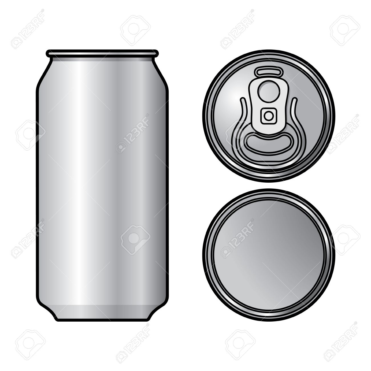 aluminium can container beer water beverage drink royalty free rh 123rf com beer can vector free download beer can vector image
