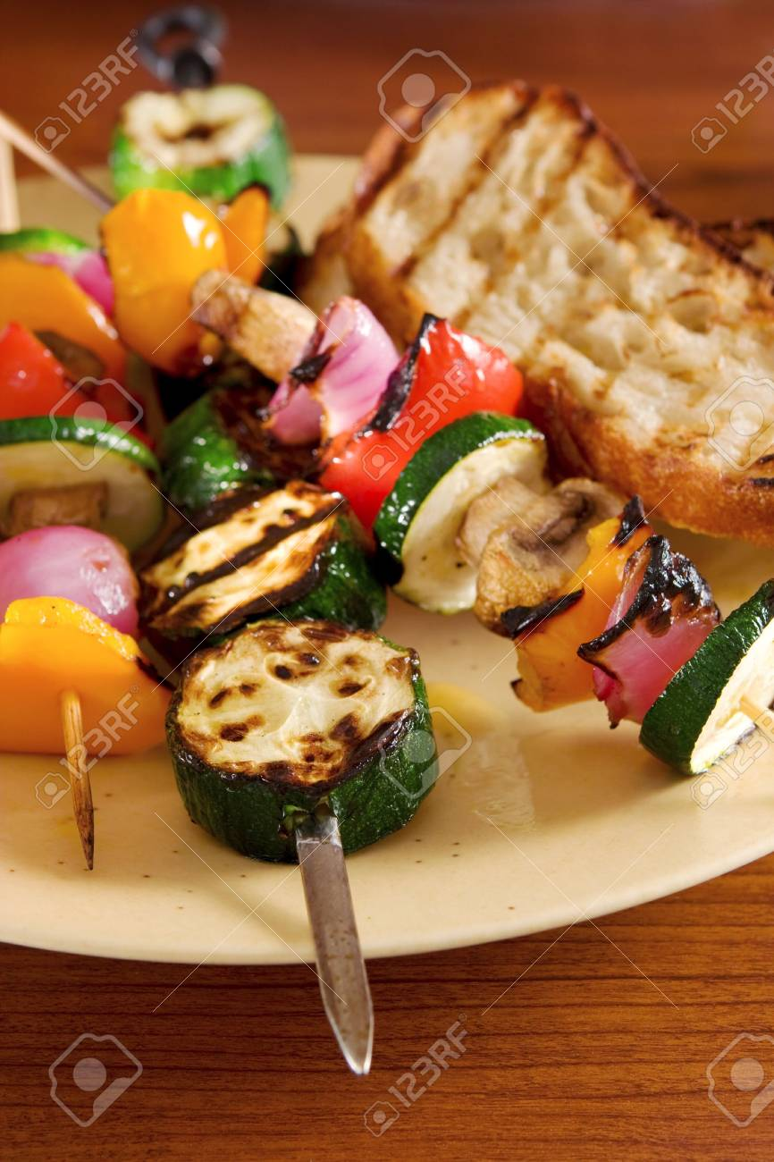 Grilled vegetables Stock Photo - 3068402