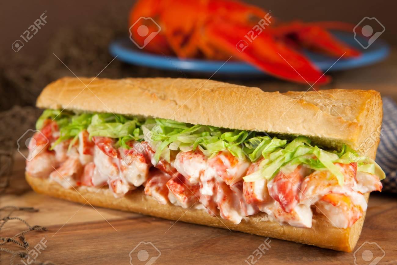 Lobster sub - 23115496