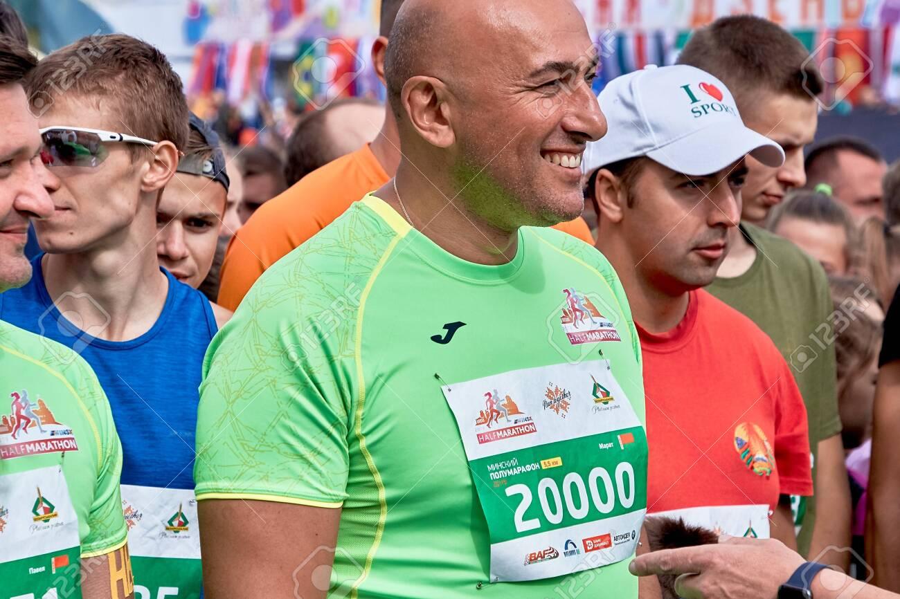 Half Marathon Minsk 2019 Running in the city - 154545116