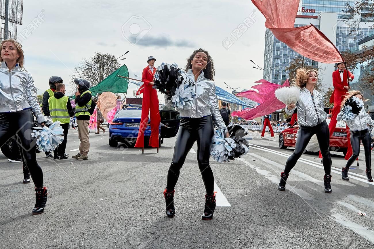 Half Marathon Minsk 2019 Running in the city - 154545115