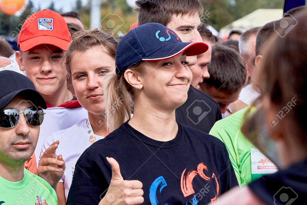 Half Marathon Minsk 2019 Running in the city - 165009963