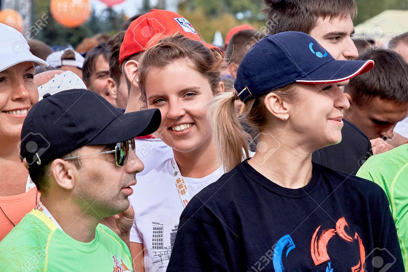Half Marathon Minsk 2019 Running in the city - 158645833