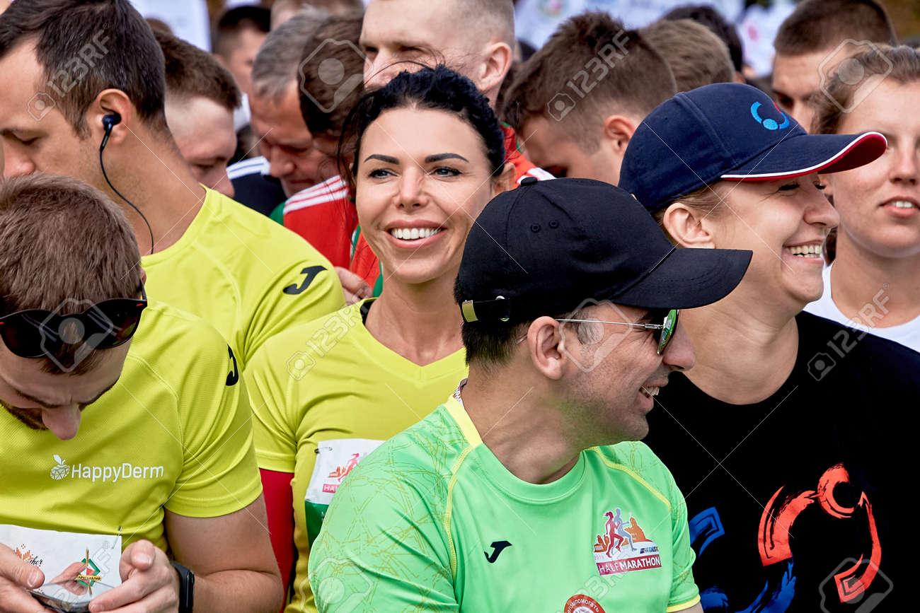 Half Marathon Minsk 2019 Running in the city - 160108617