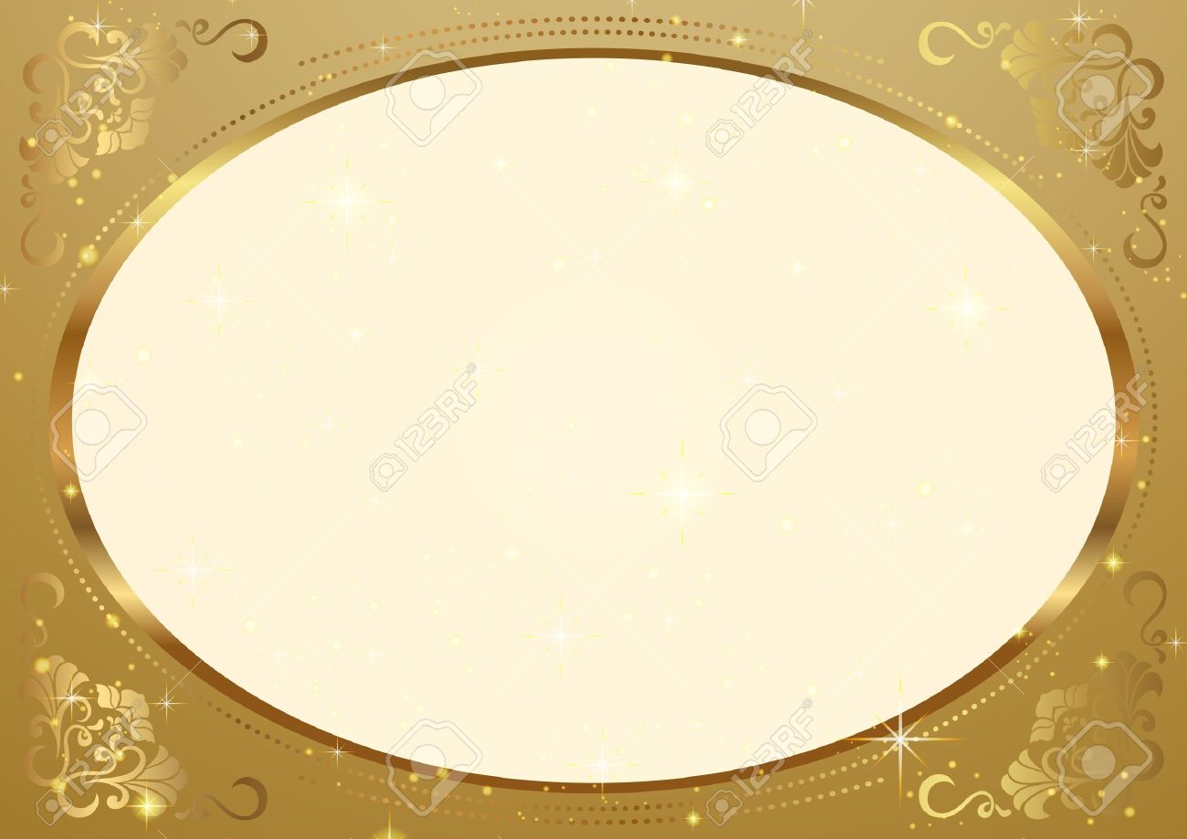 Free Printable Blank Certificate Borders Gold Yelomdiffusion