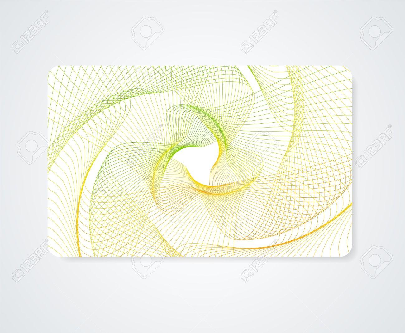 Carte De Visite Colore Cadeau La Disposition Des Cartes