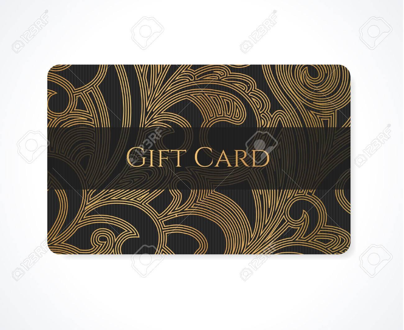Geschenkkarte Rabatt-Karte, Visitenkarte, Gutschein, Calling Card ...