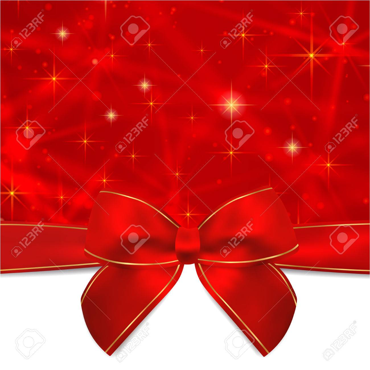 holiday card christmas card birthday card gift card greeting card template with red