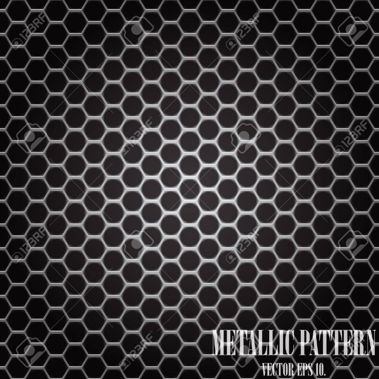 Abstract Metallic Background nIllustrator Stock Vector - 18251544