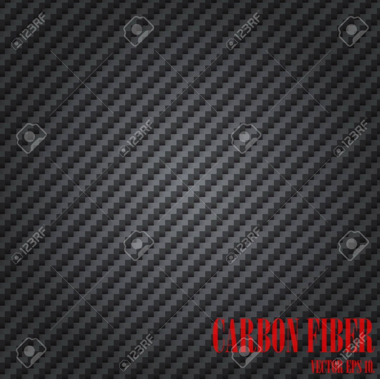 Carbon Fiber Texture Vector Illustrator