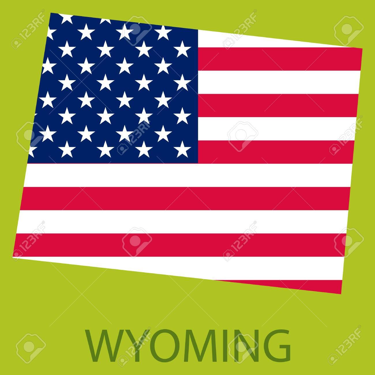 Wyoming state of America with map. Flag print on map of USA for.. on industrial map of usa, geographic features of us, geographic new york map, tree of usa, detailed map of usa, geopolitical map of usa, cultural map of usa, topographic map of usa, socioeconomic map of usa, geo maps usa, territorial map of usa, map all rivers of usa, historic map of usa, utm map of usa, geophysical map of usa, functional map of usa, history map of usa, gis map of usa, business map of usa, transportation map of usa,