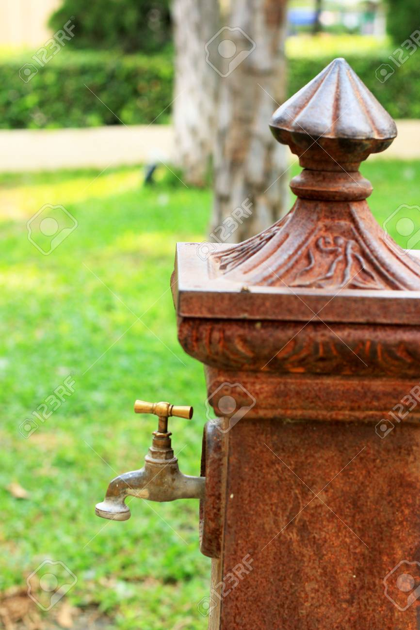 Picture of: Antique Faucets Stock Photo Picture And Royalty Free Image Image 28134980