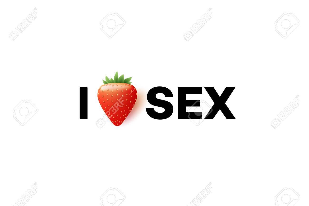 Секс фото в клубникой — img 3