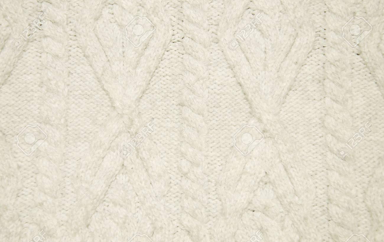 Irish Knitting Pattern Stock Photo, Picture And Royalty Free Image ...