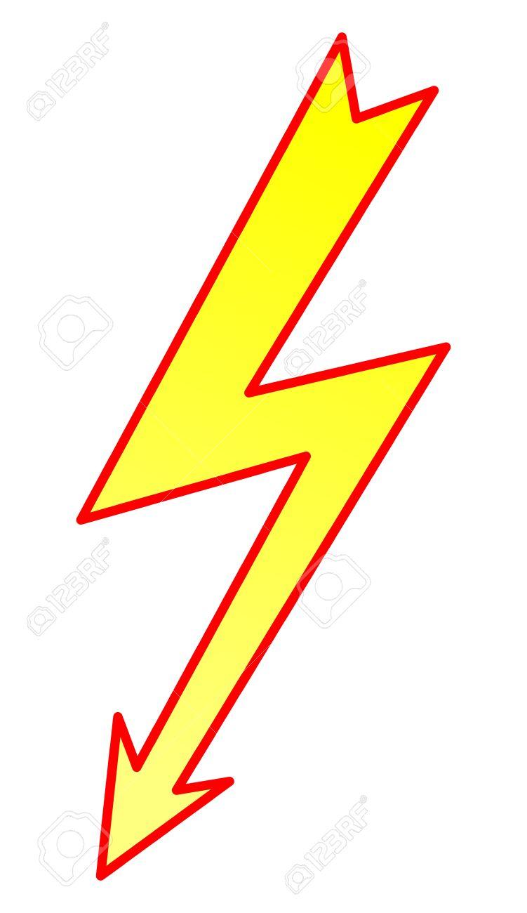 Lightning Symbol Stock Vector - 4399422