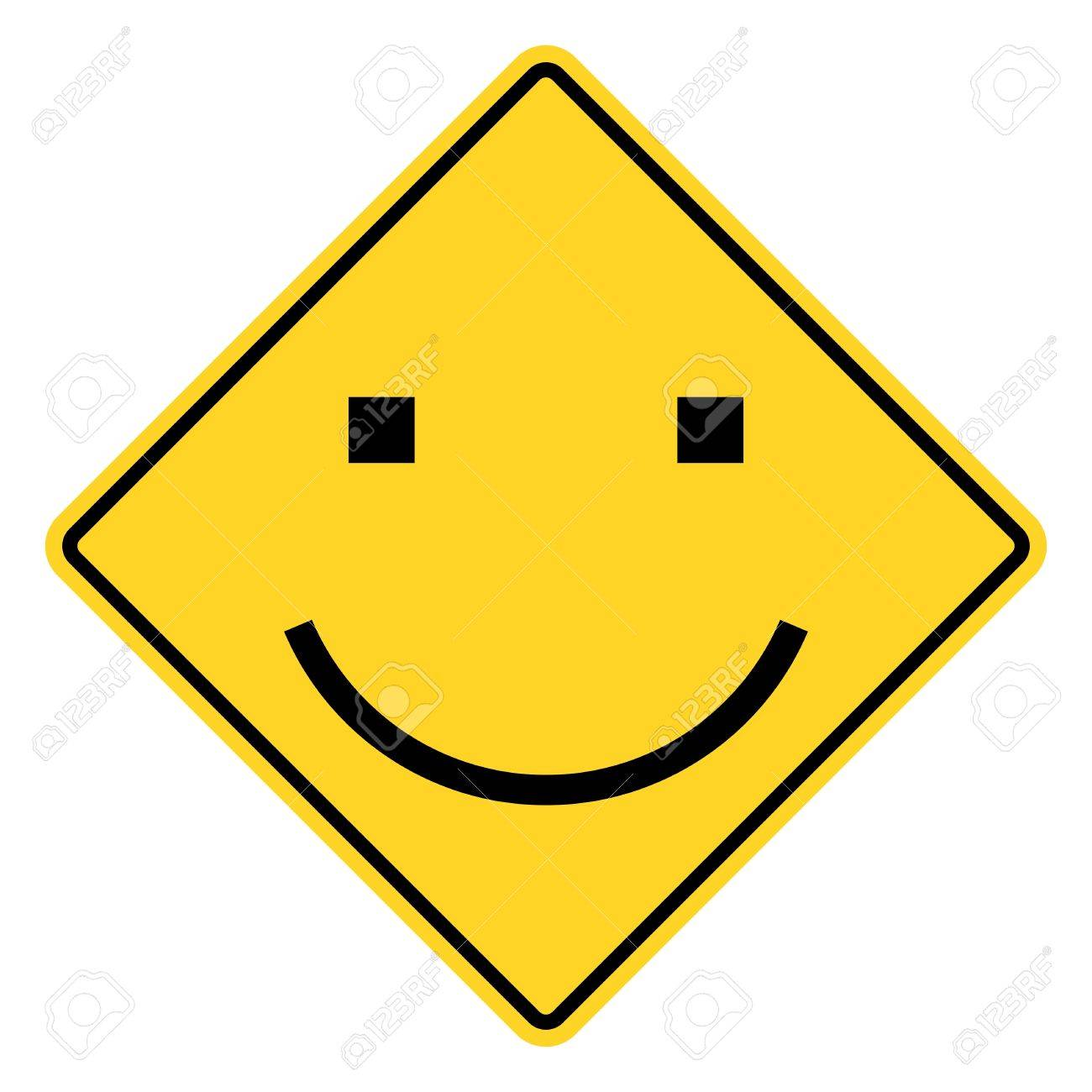 Smiley Sign Stock Vector - 9241385