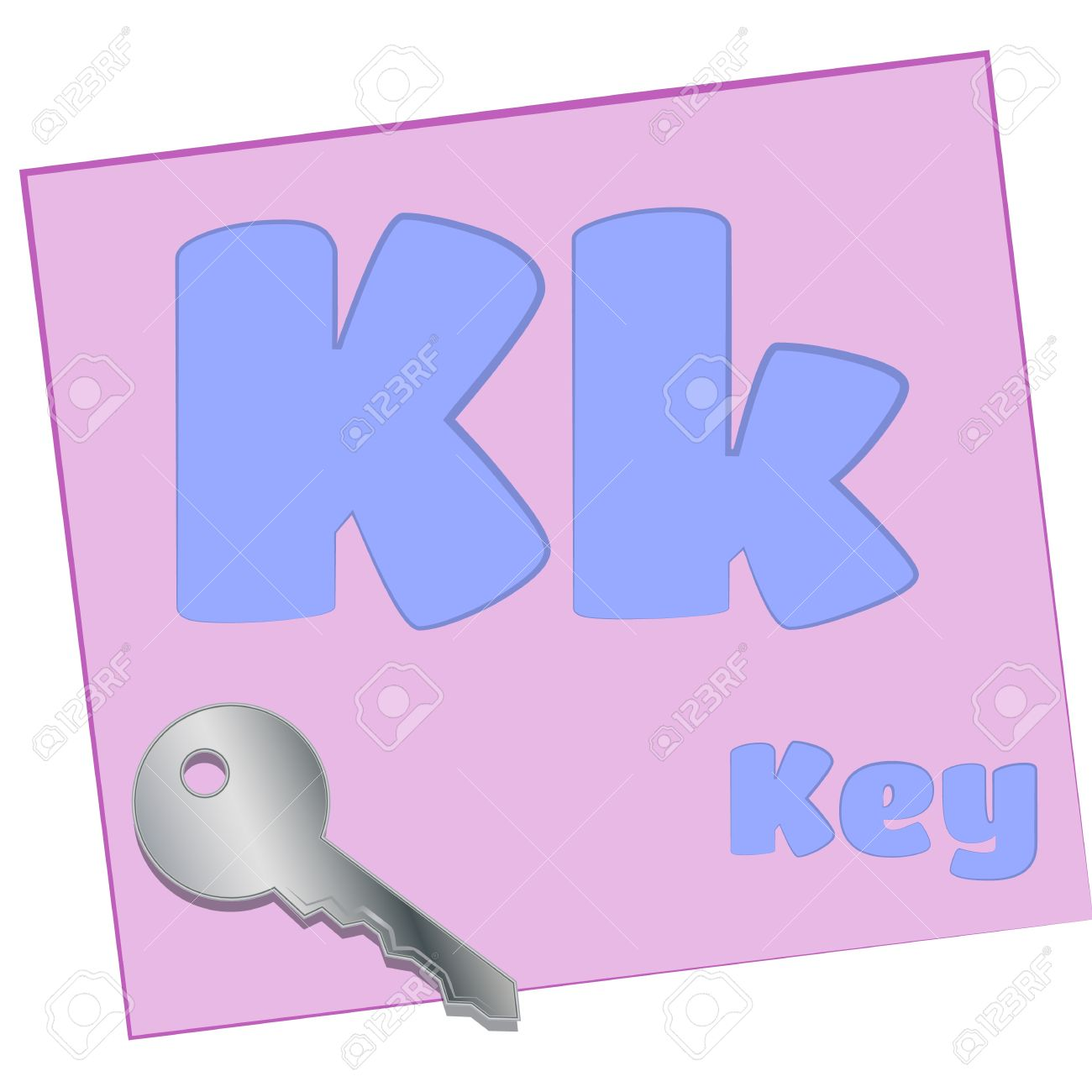 89 K Key Stock Vector Illustration And Royalty Free K Key Clipart
