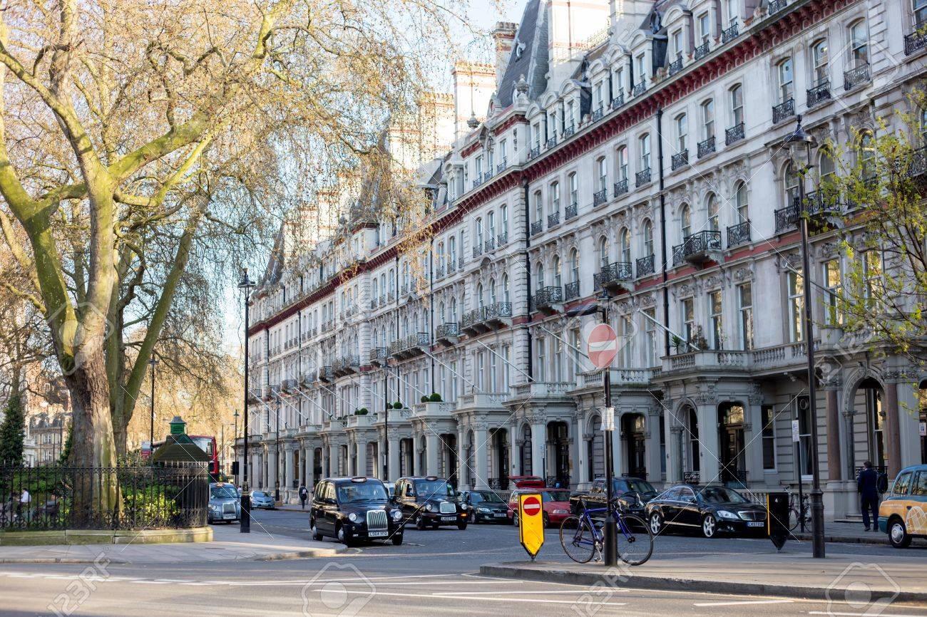 Casas De Lujo En Londres. Interesting Los Interiores Se Convierten ...