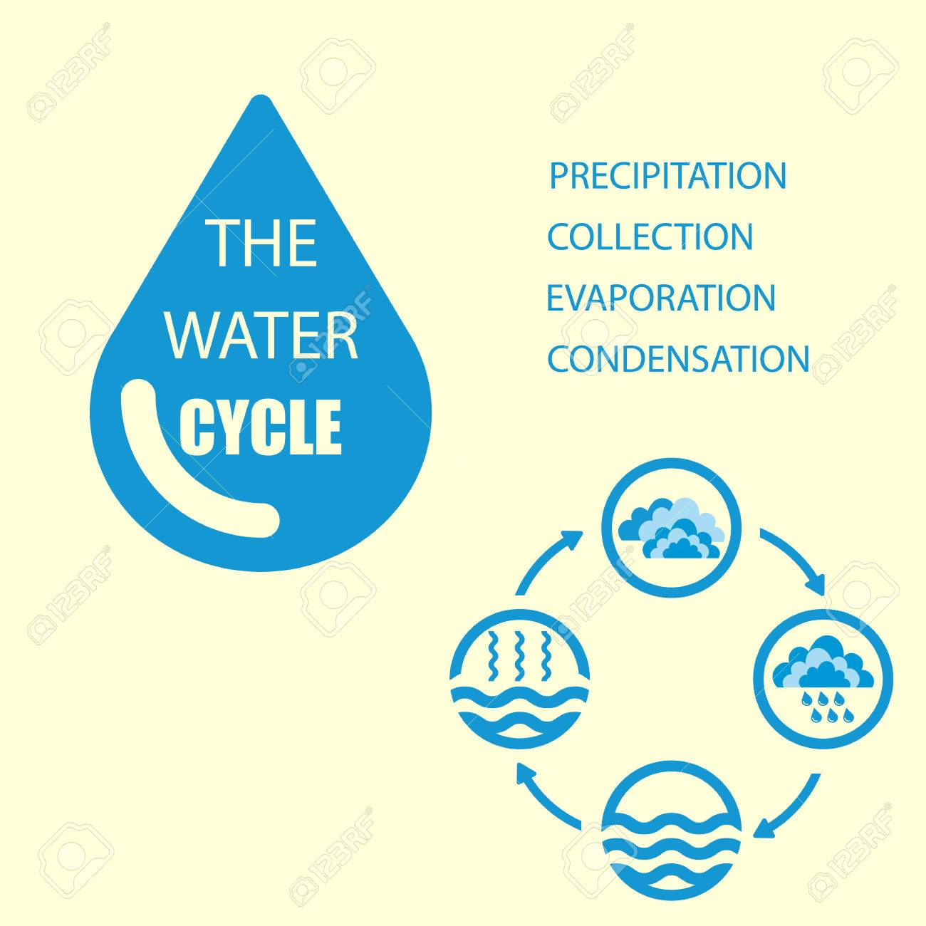 Evaporation Diagram