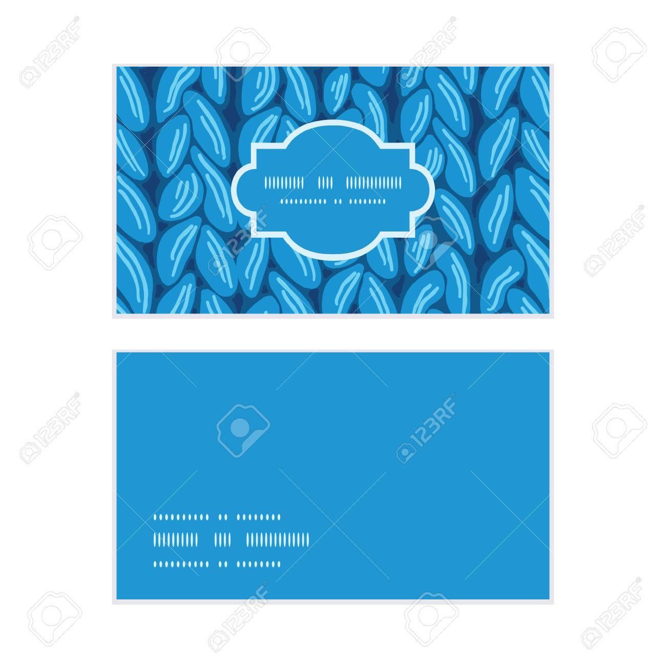 Vector knit sewater fabric horizontal texture horizontal frame vector vector knit sewater fabric horizontal texture horizontal frame pattern business cards set colourmoves