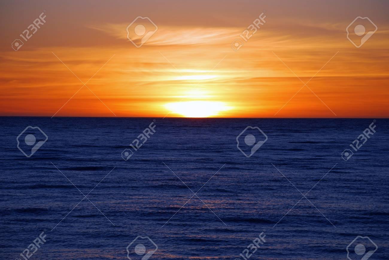 Beautiful sunset Stock Photo - 10305813