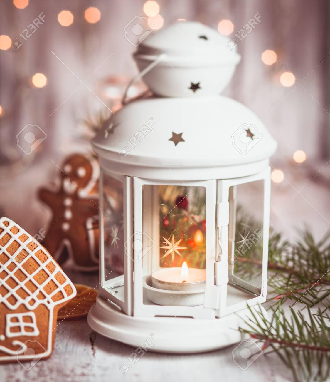 Ferien Süßigkeiten - Weihnachts Stoffe In Weiß Bootie ...