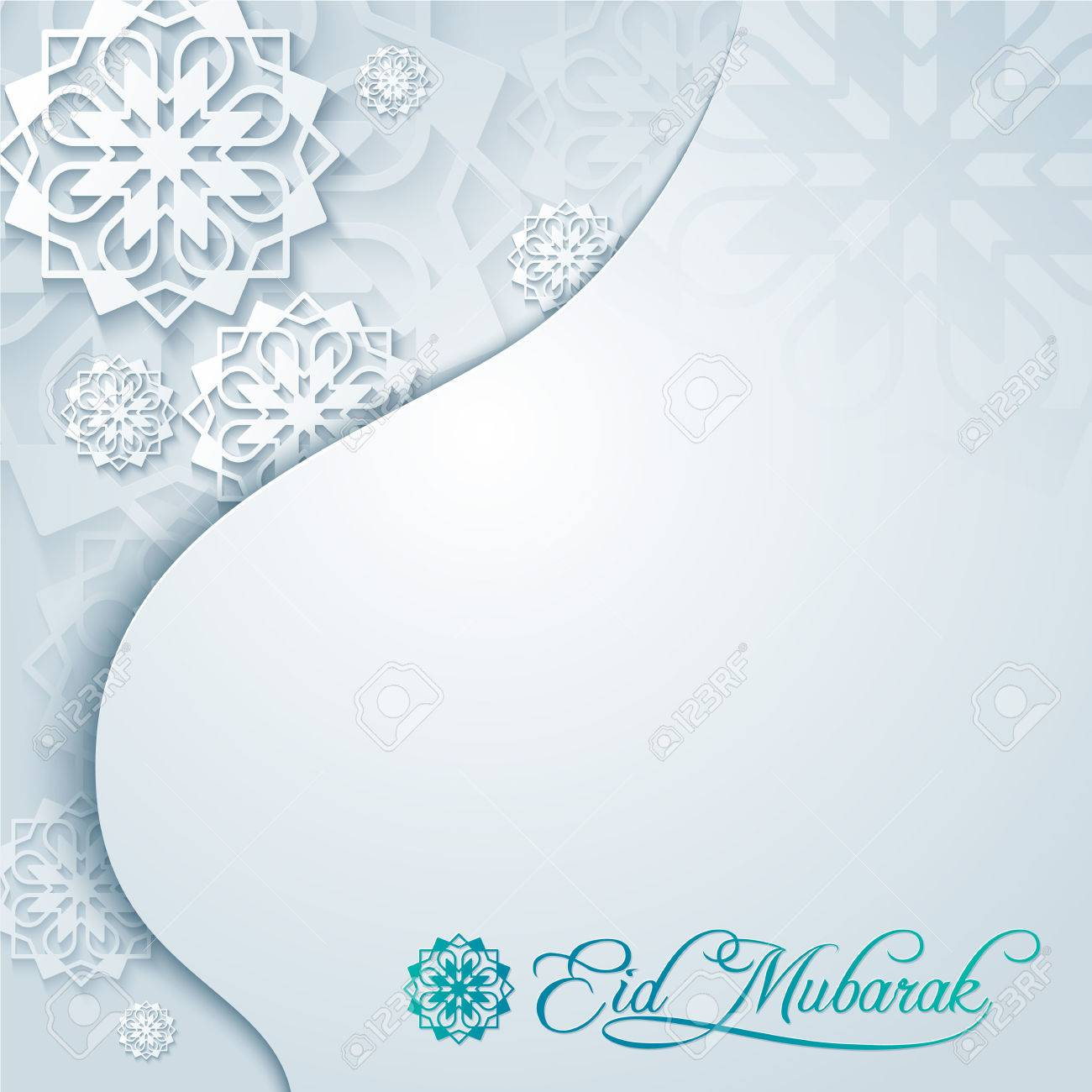 Eid mubarak background greeting card with arabic pattern and eid mubarak background greeting card with arabic pattern and mosque dome silhouette stock vector 56801199 kristyandbryce Choice Image