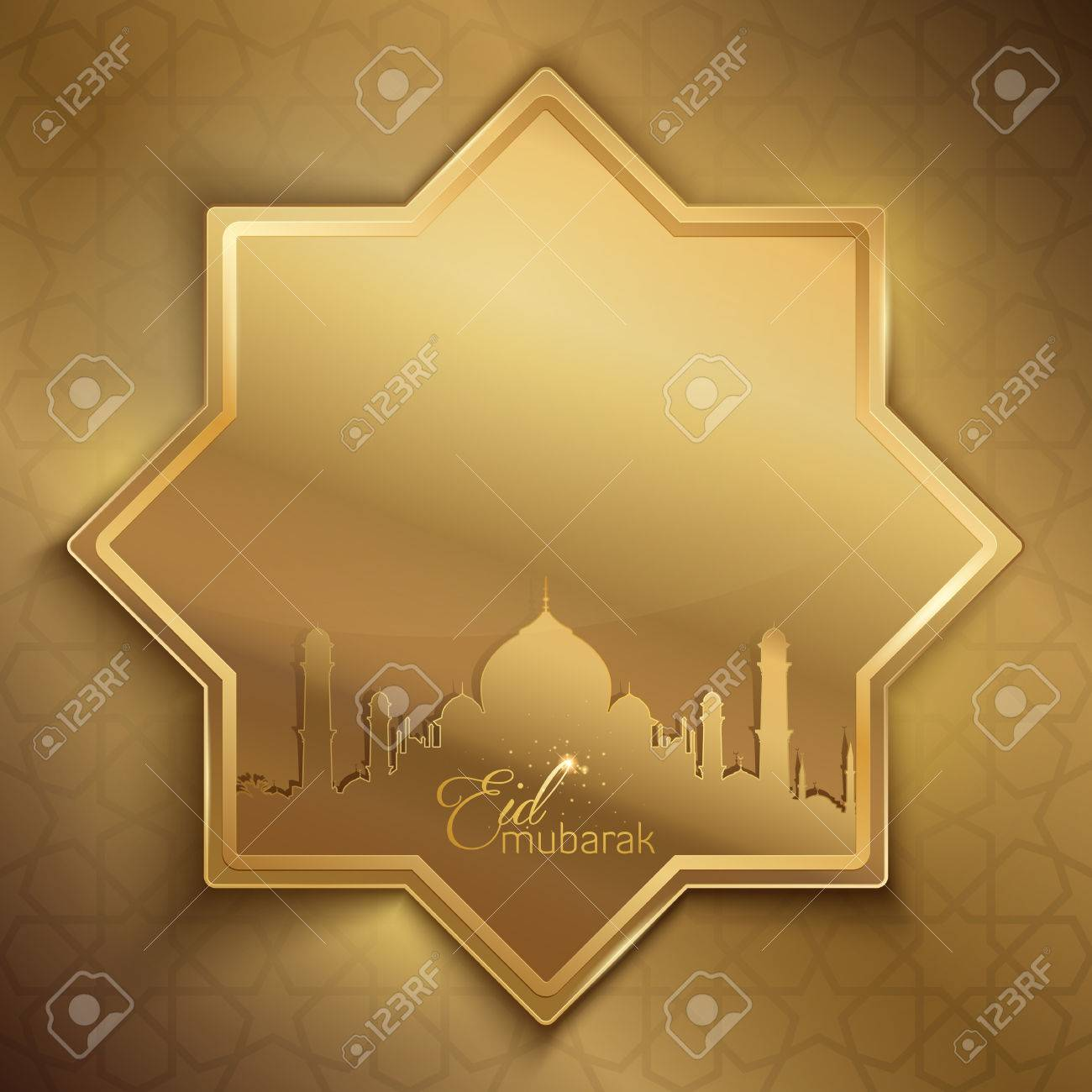 Eid mubarak islamic greeting card background royalty free cliparts eid mubarak islamic greeting card background stock vector 56890832 kristyandbryce Image collections