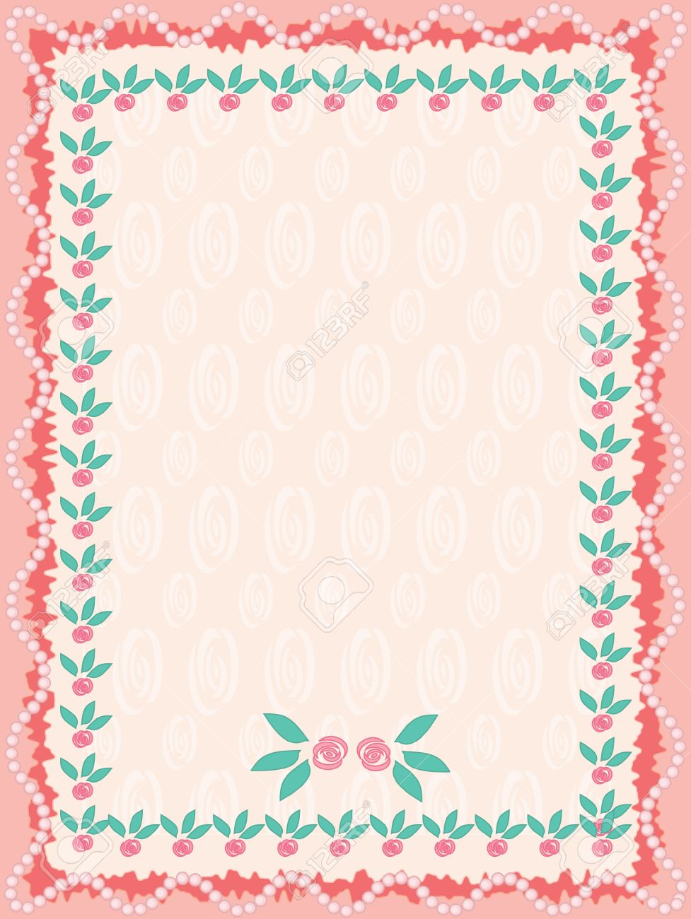 Cute Frame Royalty Free Cliparts, Vectors, And Stock Illustration ...