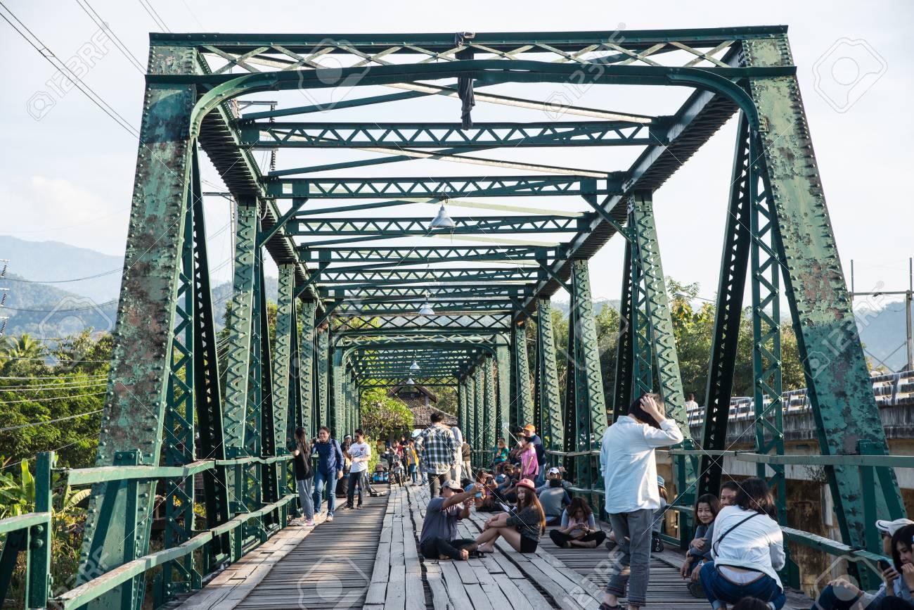 第二次世界大戦、パーイ郡パイ橋...