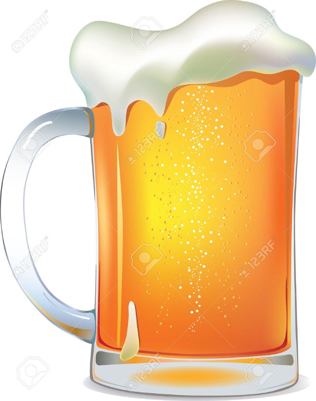 light beer mug royalty free cliparts vectors and stock rh 123rf com beer mug clipart vector beer mug clipart vector