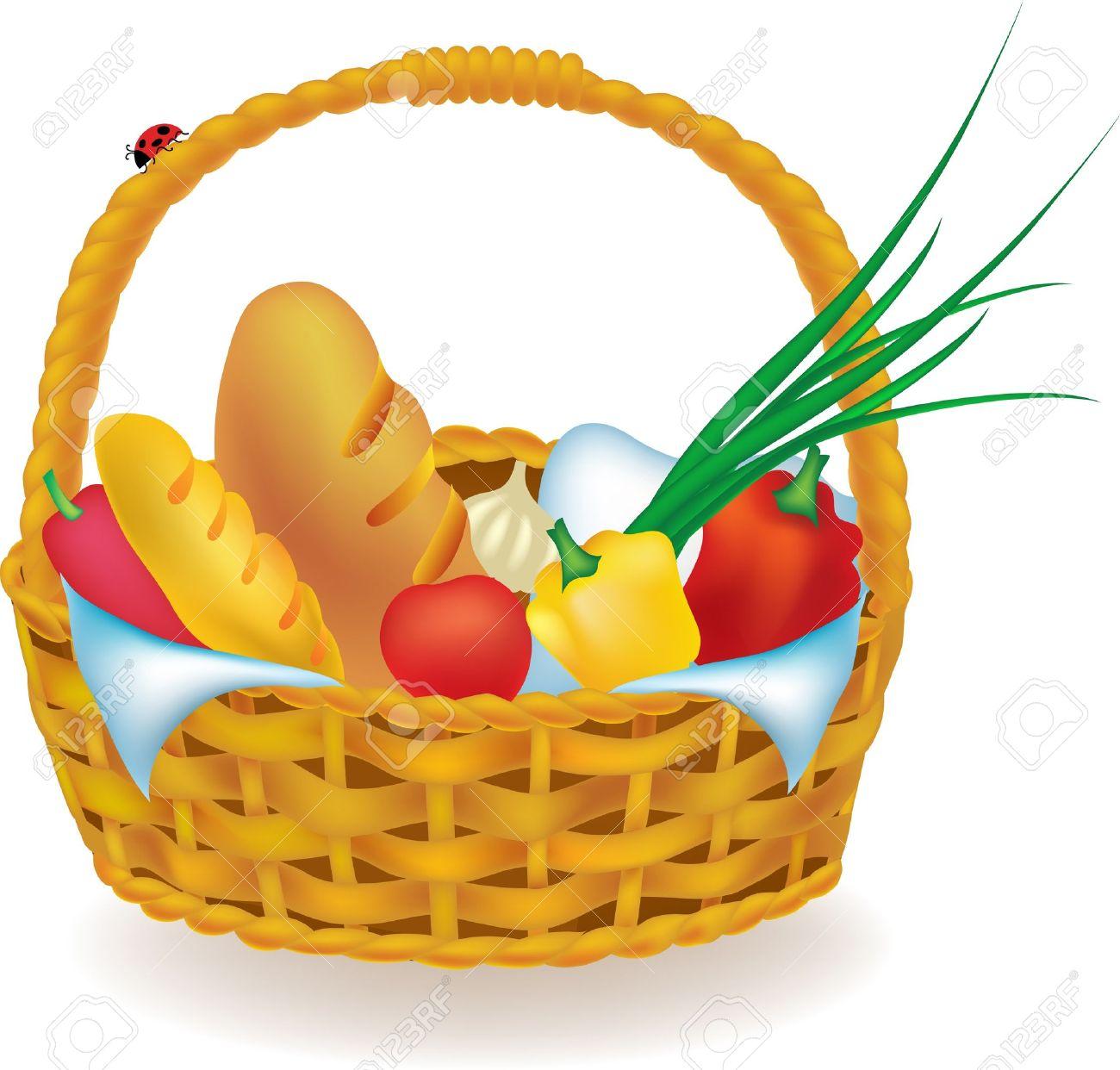 4 943 picnic basket cliparts stock vector and royalty free picnic rh 123rf com yogi bear picnic basket clip art Family Picnic Clip Art