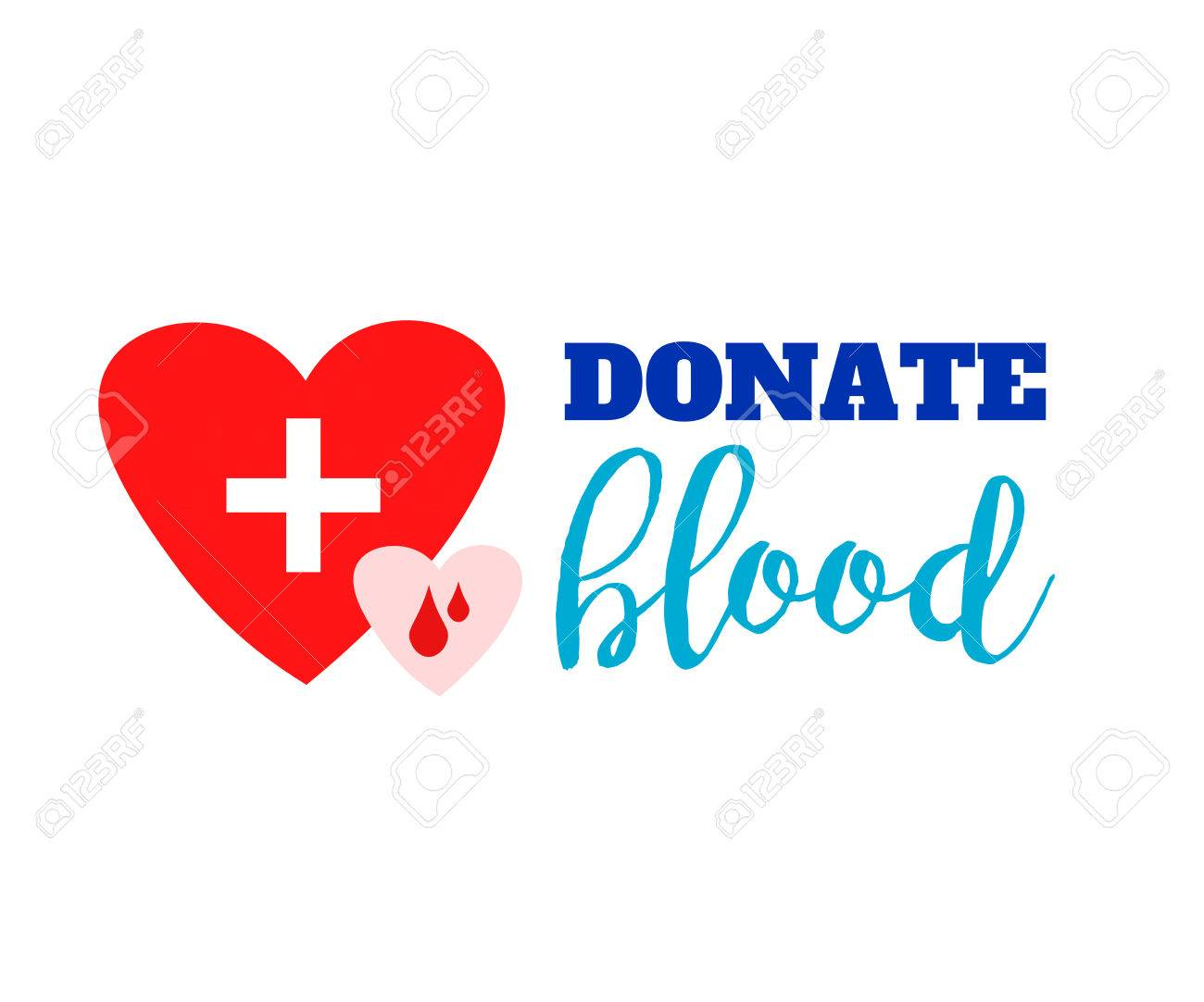 Blood donation symbol two hearts with cross and blood drops blood donation symbol two hearts with cross and blood drops connected and lettering emblem buycottarizona