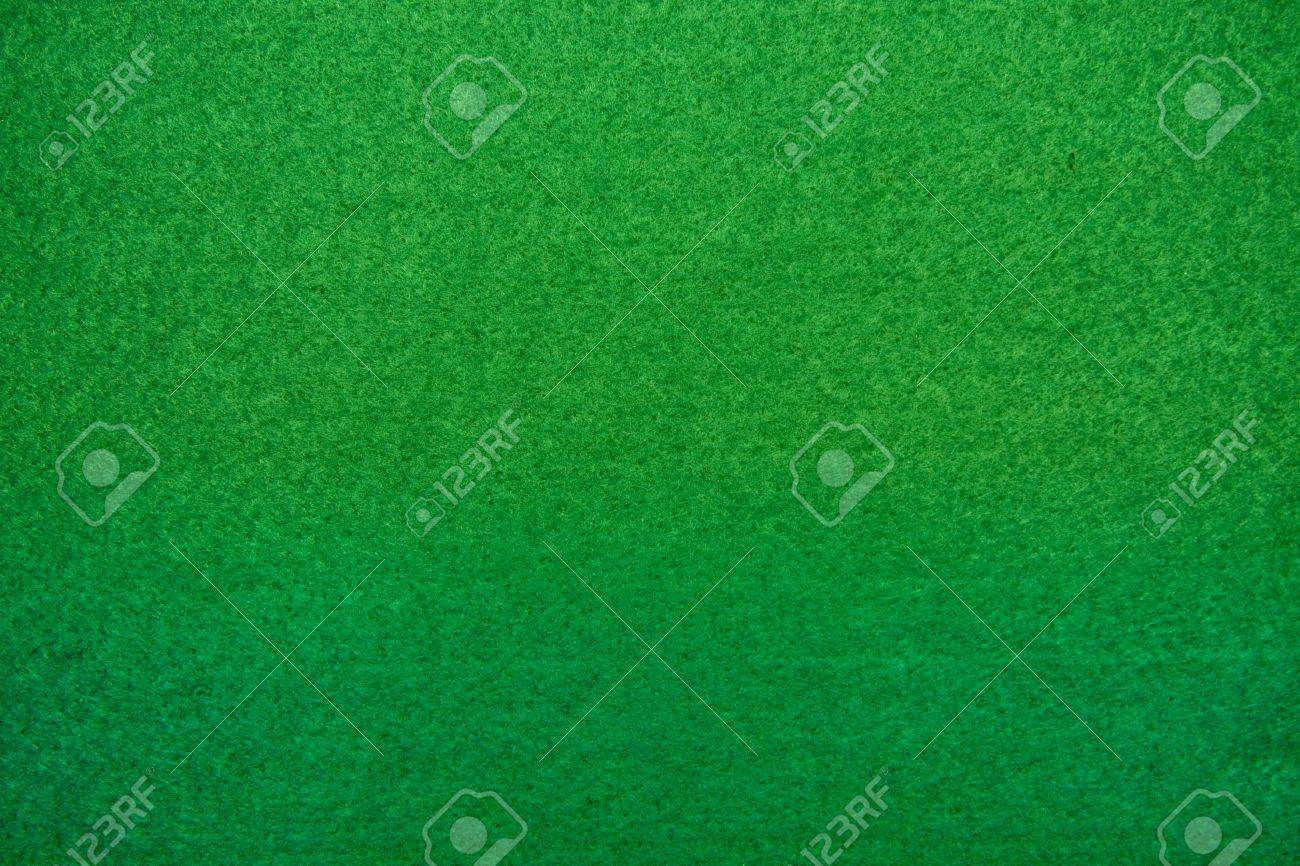 Poker table background - Close Up Of Green Poker Table Felt Background Stock Photo 6951491