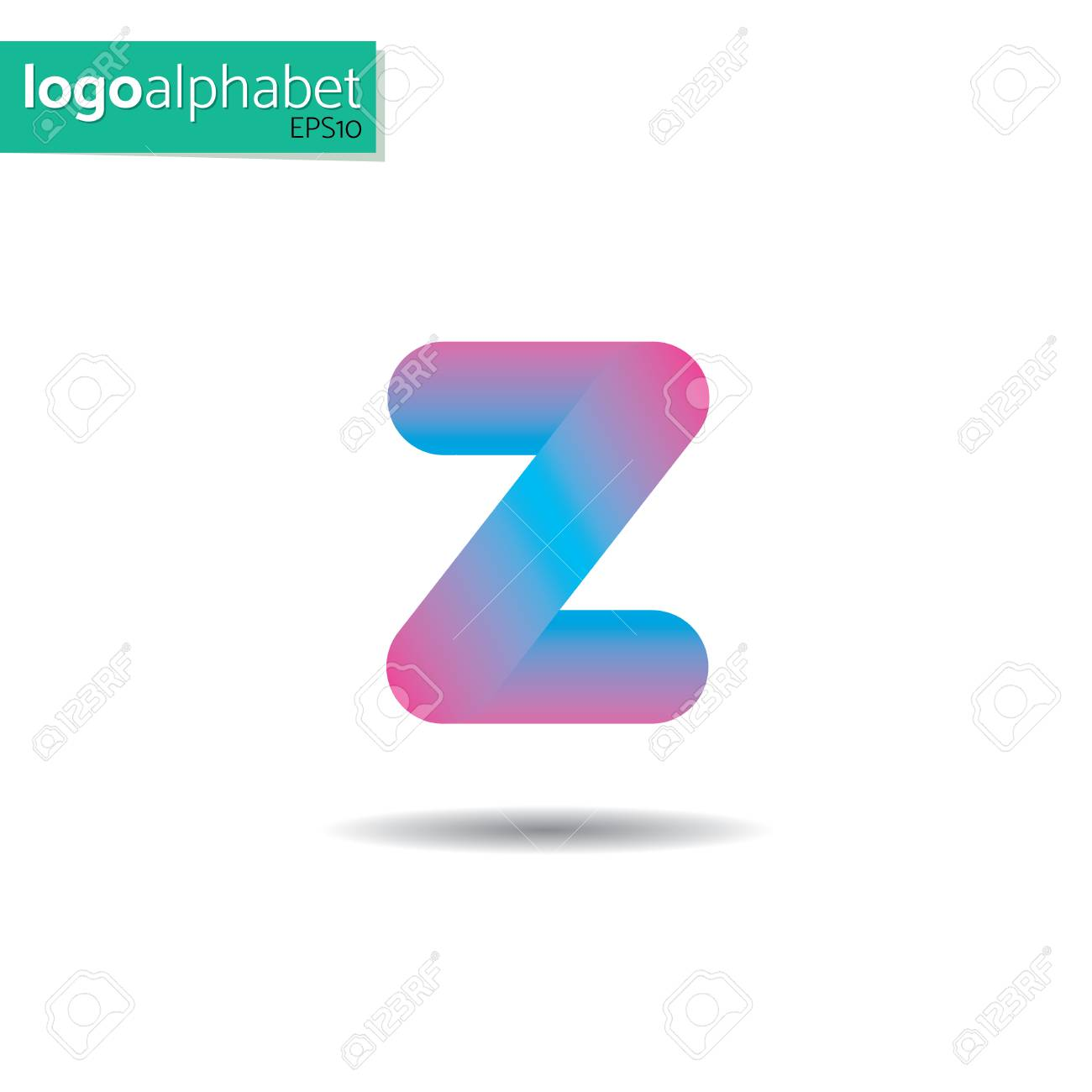 letter z template royalty free cliparts vectors and stock