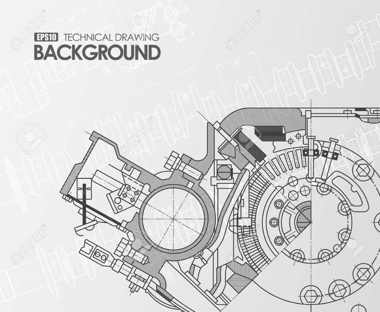 Awesome Technical Drawing Template Embellishment - Examples ...