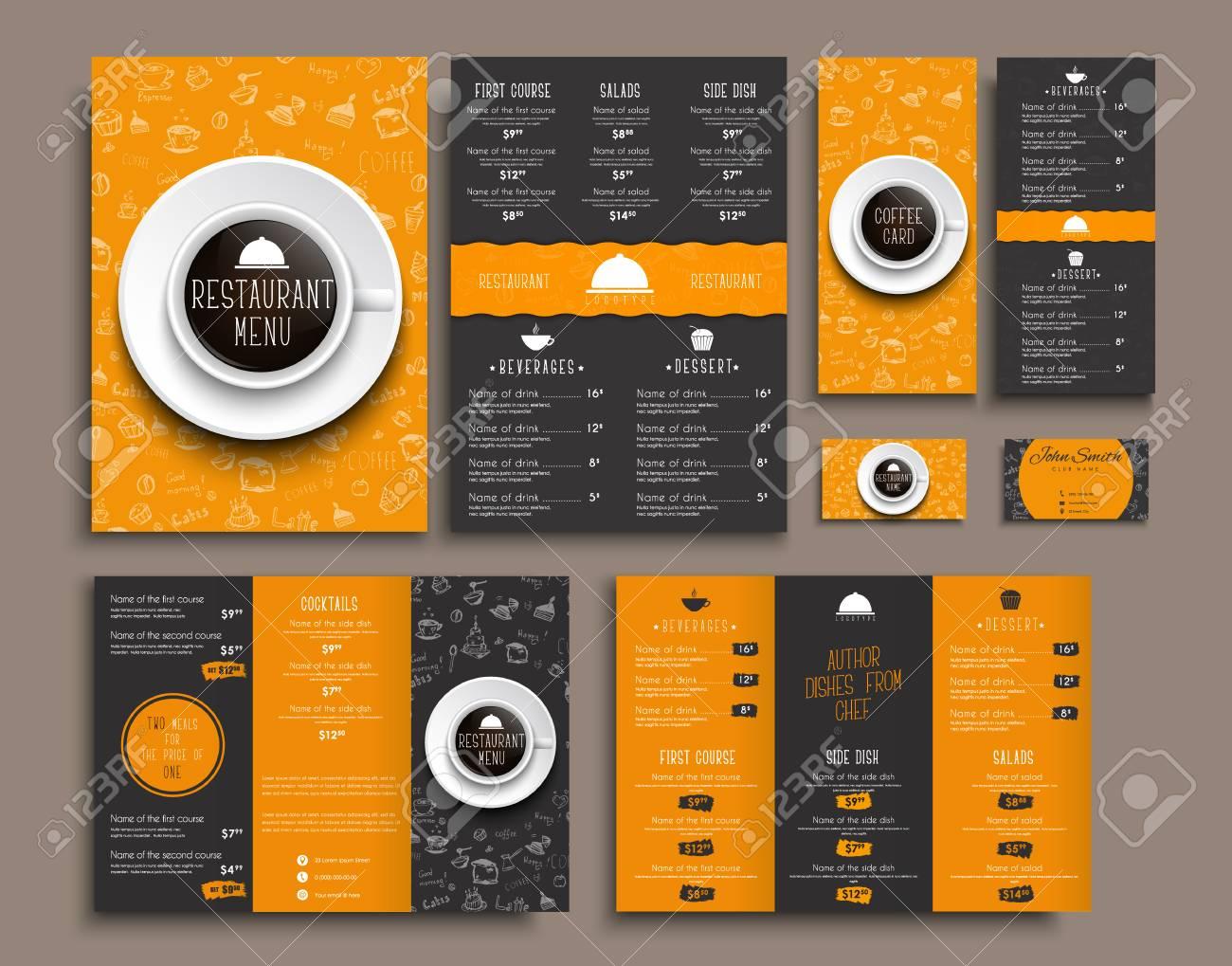 Templates business cards a4 menu folding brochures and flyers templates business cards a4 menu folding brochures and flyers narrow for a restaurant or colourmoves