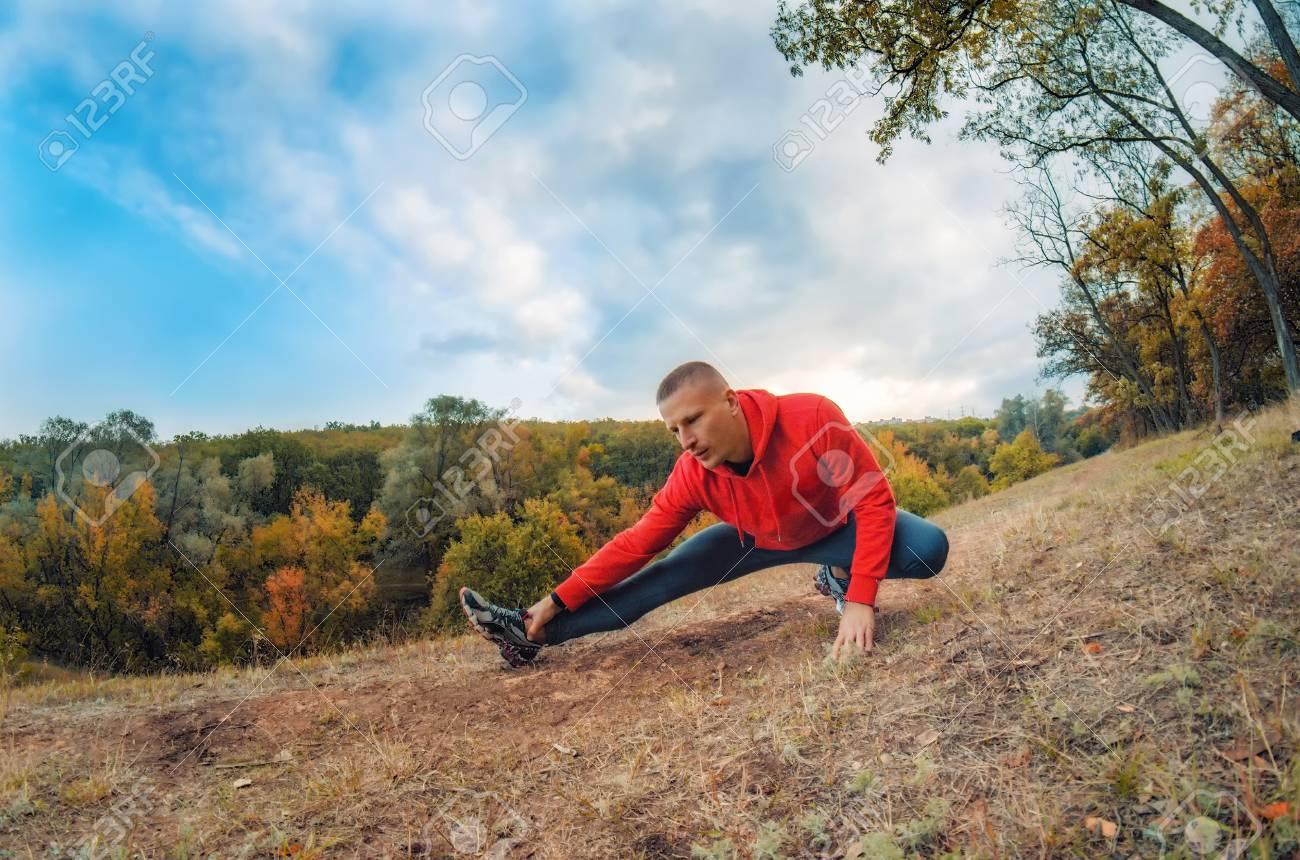 Jogger En Roja Caucásico De Y Slim Deportes Chaqueta Leggins Hombre P54wxHqU