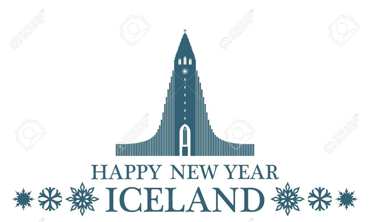 Happy New Year Iceland Royalty Free Cliparts, Vectors, And Stock ...