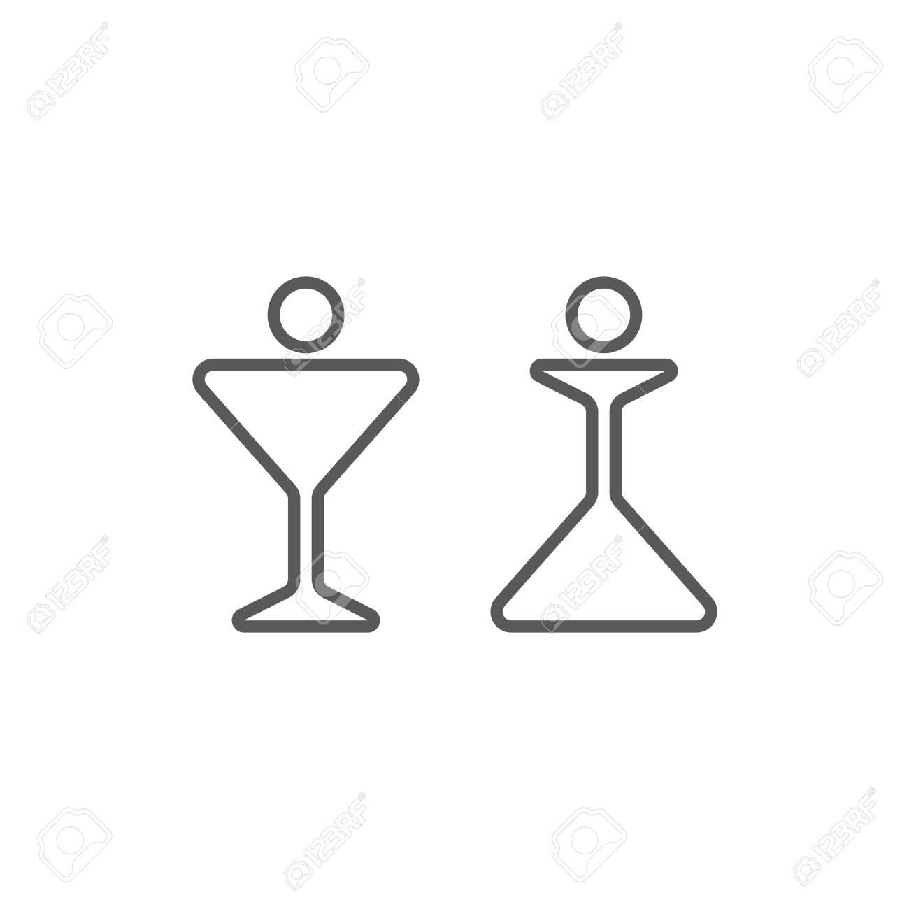 restaurant mannelijk of vrouwelijk