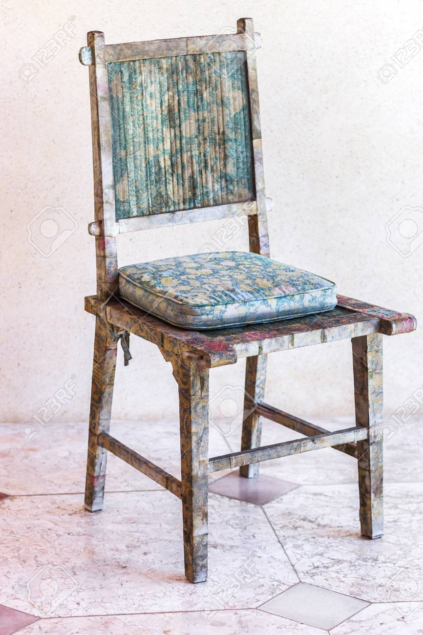 Hand-made Wooden Chair