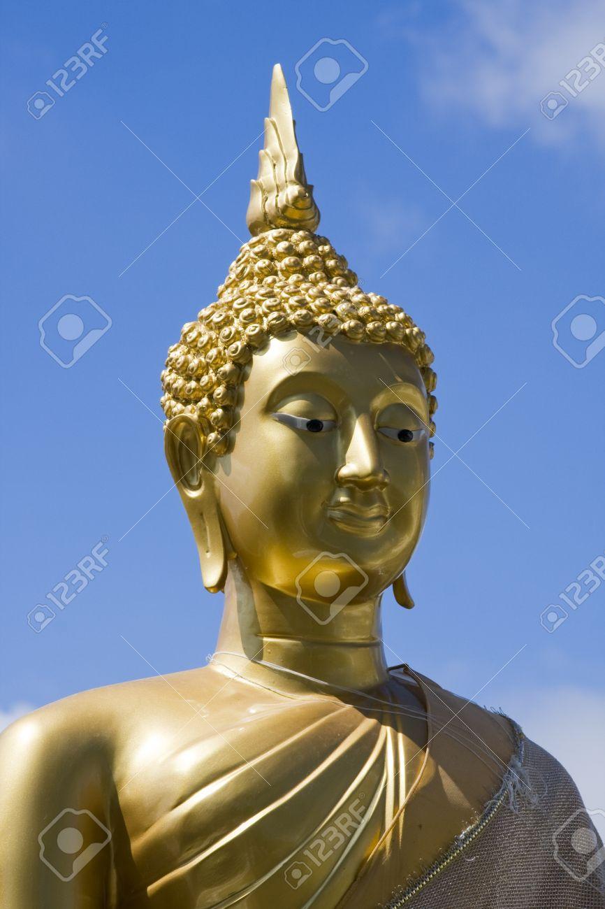Statue of Buddha in Hua Hin, Thailand Stock Photo - 8437370