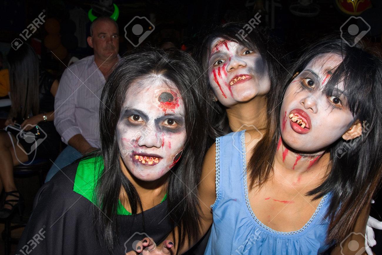 Party girls thai Watch College