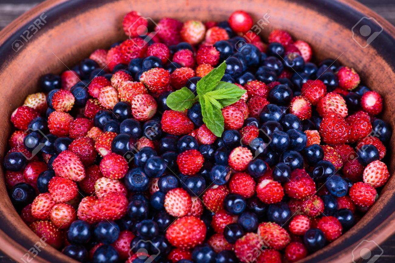 Лесные ягоды фото для детей