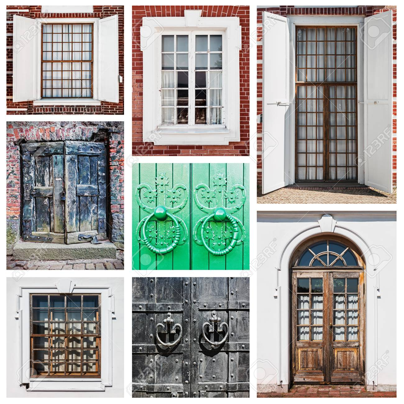 Puertas Viejas De Madera. Fabulous Como Pintar Puertas De Madera ...
