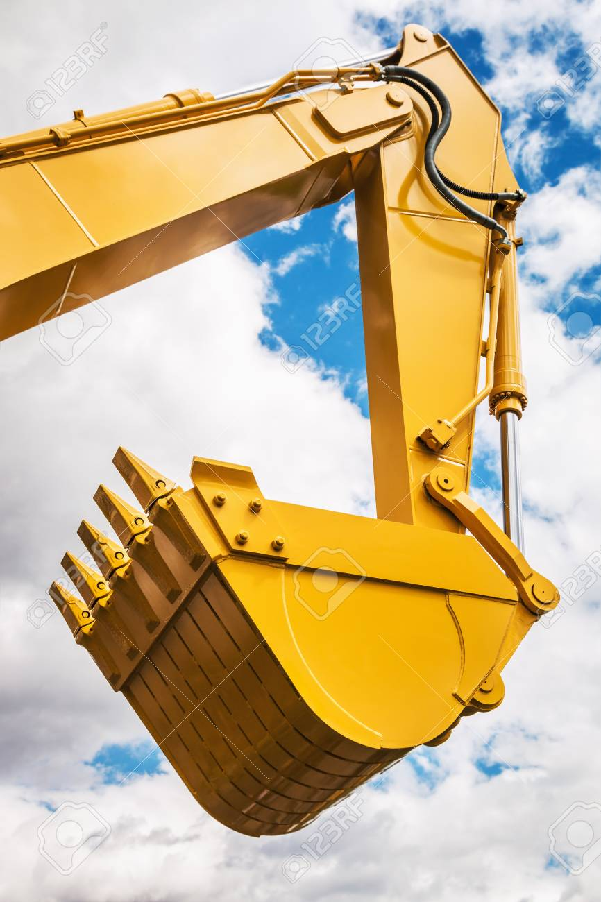 Construction bucket, tractor, excavator, grader etc Parts of