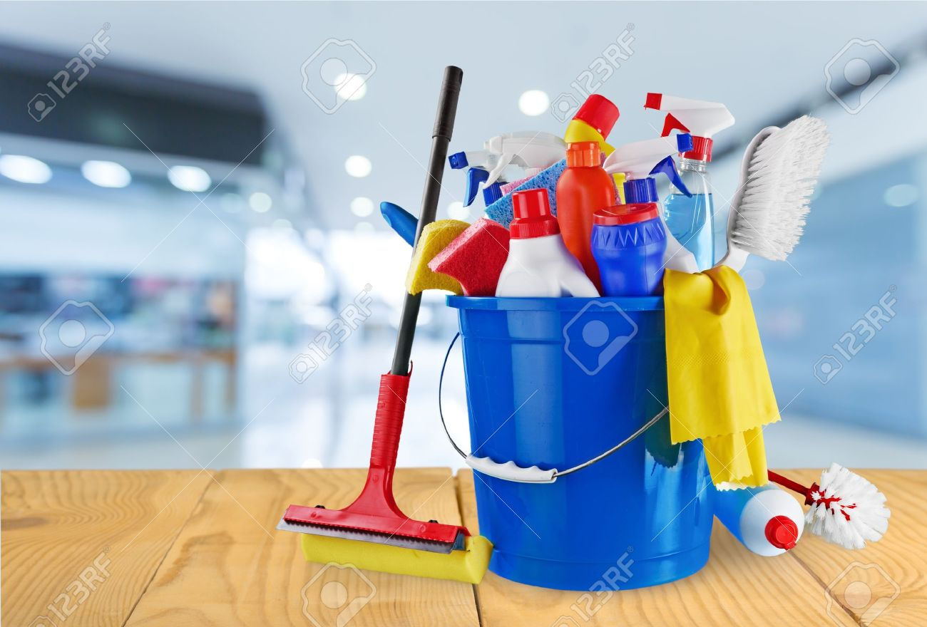 Cleaner, household, clean. - 41573307